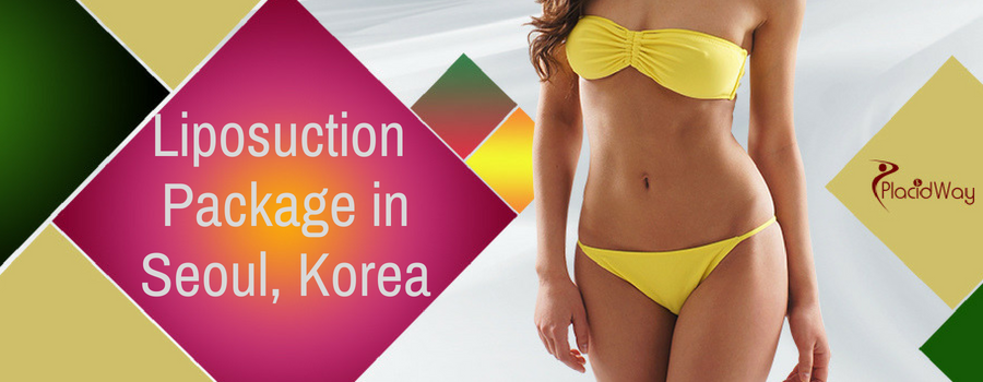 Liposuction Package in Seoul, Korea
