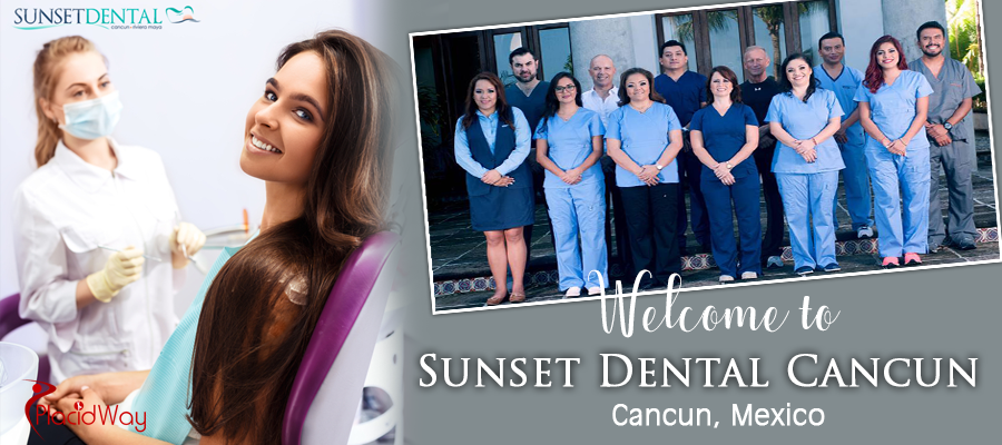 Sunset Dental, Orthodontics and Smile Correction, Cancun, Mexico