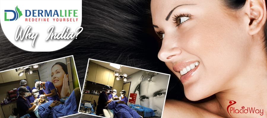 Dermalife Skin and Hair Clinic, New Delhi, India