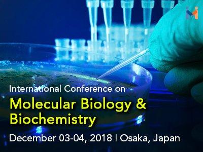 International Conference on Molecular Biology & Biochemistry