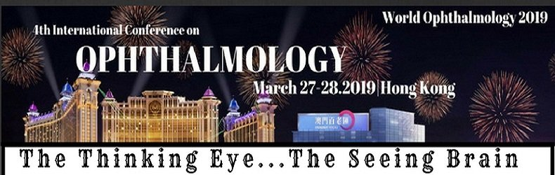 4th International Conference on Ophthalmology