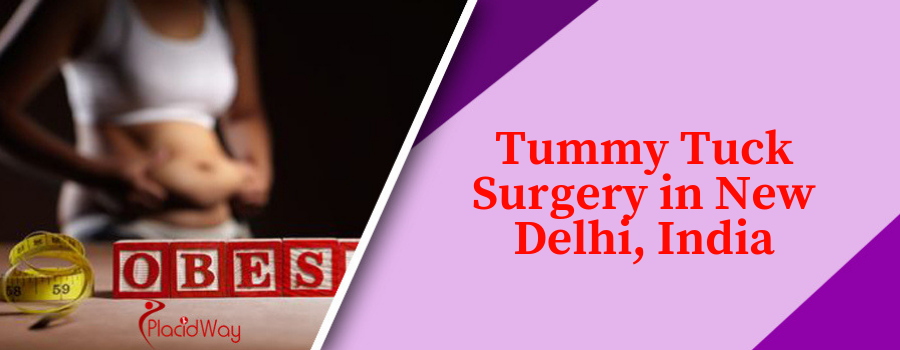 Tummy Tuck Surgery in New Delhi, India
