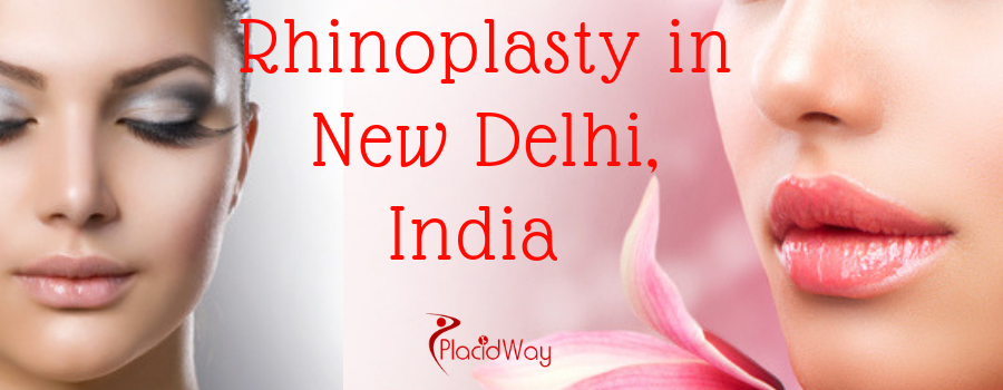Rhinoplasty in New Delhi, India