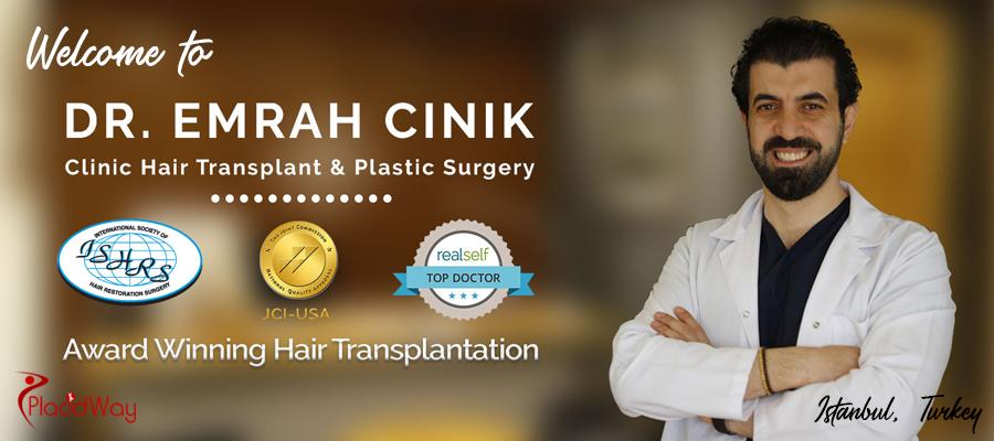 Dr. Cinik Hair Transplant Clinic, Istanbul, Turkey