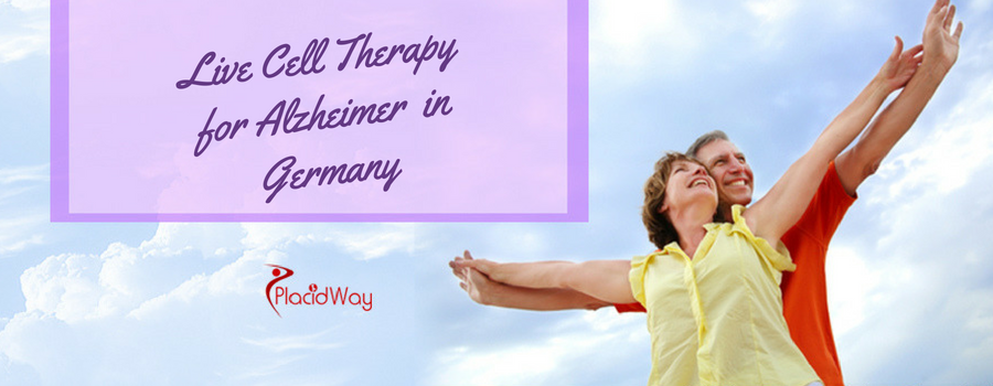 Live Cell Therapy for Alzheimer  in Germany