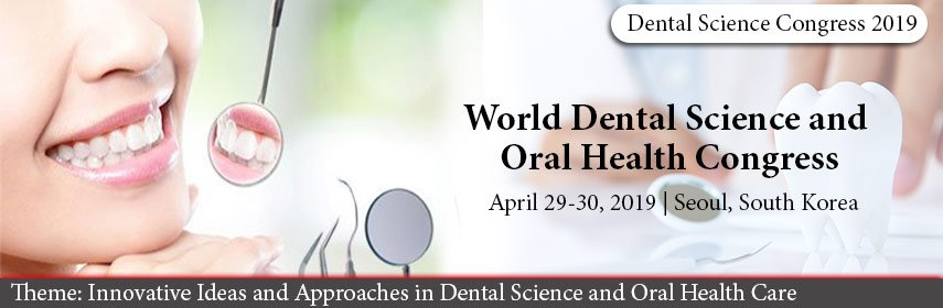 World Dental Science and Oral Health Congress