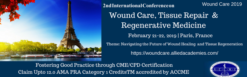 2nd International Conference on Advances in Skin, Wound Care & Tissue Science