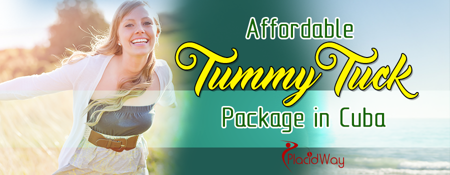 Affordable Tummy Tuck Package in Cuba