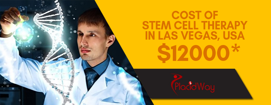 Cost of Stem Cell Therapy in Las Vegas, USA