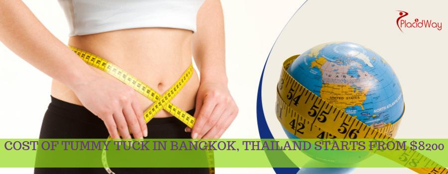Tummy Tuck in Bangkok, Thailand cost