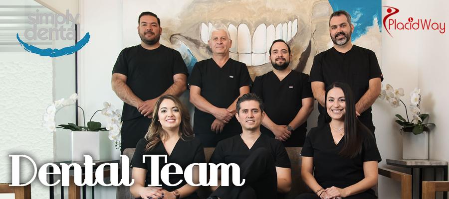 Medical Team, Simply Dental, Mexico