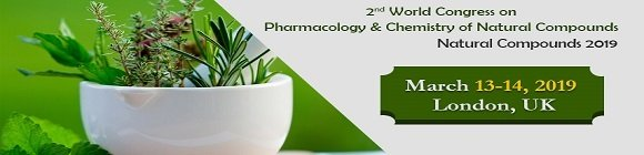 2nd World Congress on Pharmacology and Chemistry of Natural Compounds