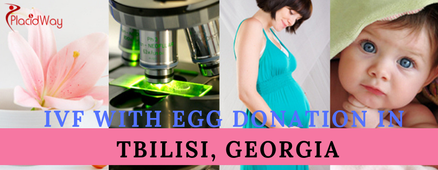 IVF with Egg Donation in  Tbilisi, Georgia