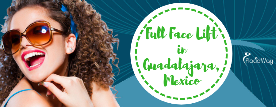 Full Face Lift in Guadalajara, Mexico