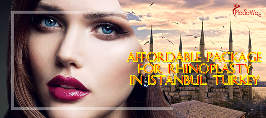 Affordable Package for Rhinoplasty in Istanbul, Turkey