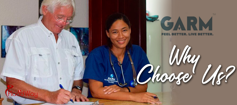 GARM Clinic in Roatan, Honduras