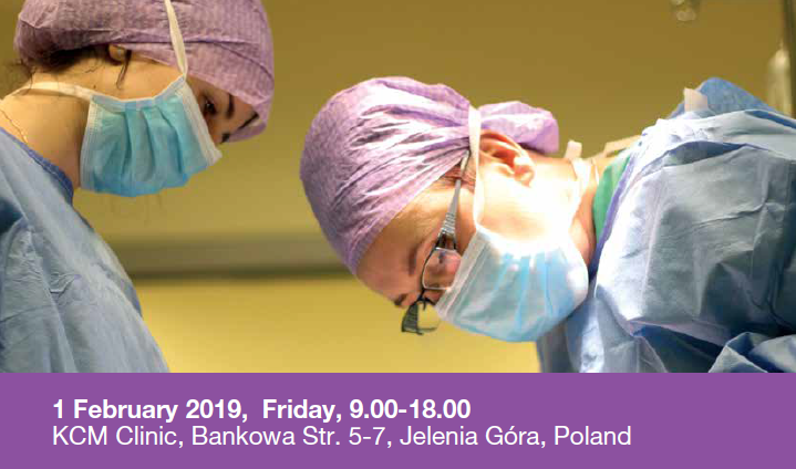 International Conference with LIVE Surgery Broadcast