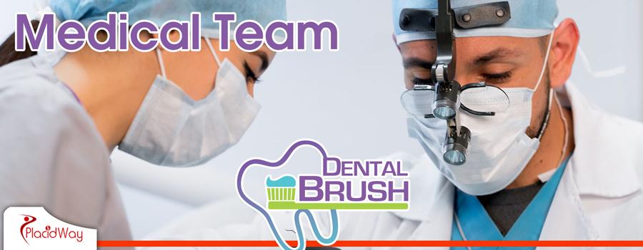 Dental Brush Medical Team, Mexico