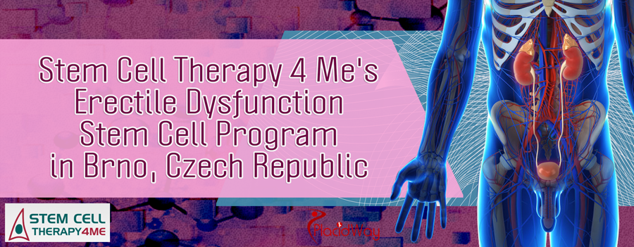 Stem Cell Therapy 4 Me--Complete-Correction-Stem-Cell-Therapy-for-Erectile-dysfunction-in-Brno,-Czech-Republic