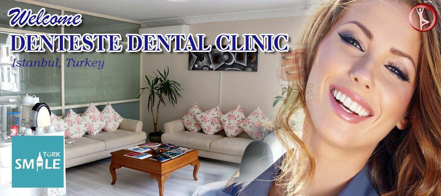 Denteste Dental Clinic in Istanbul, Turkey