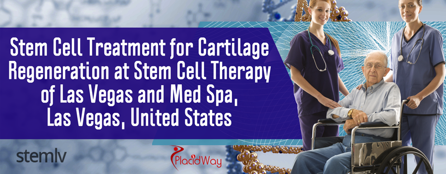 Stem Cell Treatment for Cartilage Regeneration at Stem Cell Therapy of Las Vegas and Med Spa, Las Vegas, United States