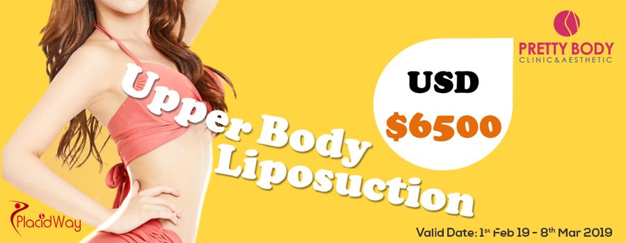 New Promotion for Upper Body Liposuction in Seoul, South Korea