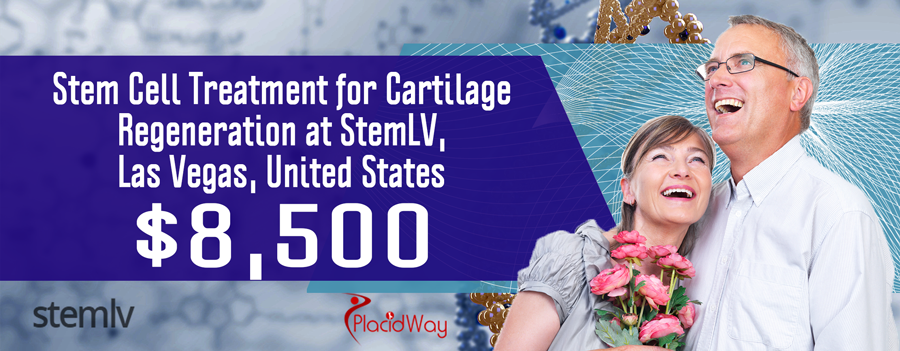 Cost Stem Cell Treatment for Cartilage Regeneration at StemLV, Las Vegas, United States
