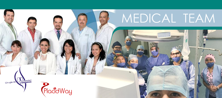 Medical Team in Merida