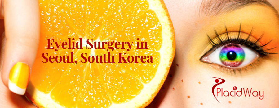 Eyelid Surgery in Seoul, South Korea