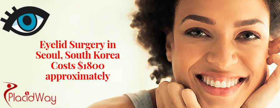 Eyelid Surgery in Seoul, South Korea Cost