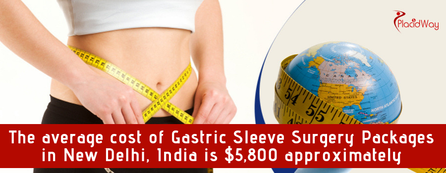 Best Affordable Gastric Sleeve Surgery in New Delhi, India ...