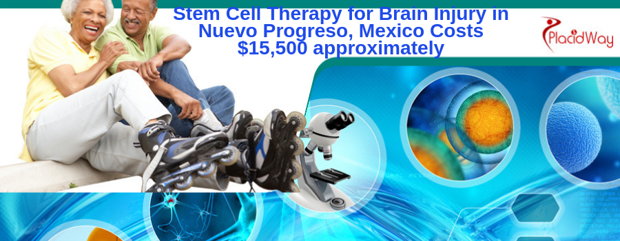 Stem Cell Therapy for Brain Injury in Nuevo Progreso, Mexico Cost