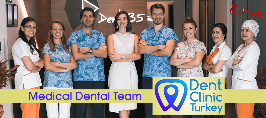 Dent Clinic Turkey, Dental Team, Izmir, Turkey