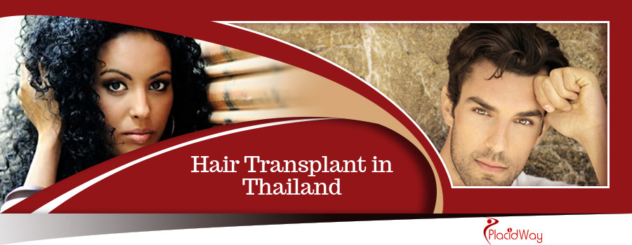 Hair Transplant in Thailand