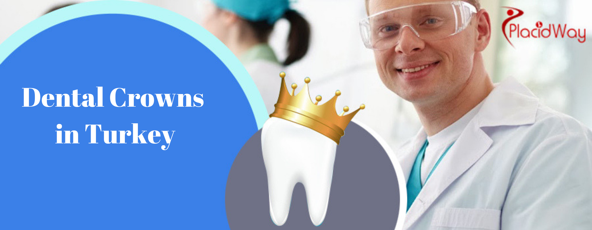 Dental crowns in Turkey