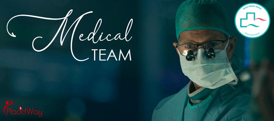 Teknon Medical Center Medical Team