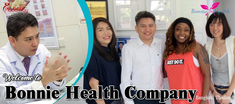 Perfect Treatment Solutions at Bonnie Health Company, Bangkok, Thailand