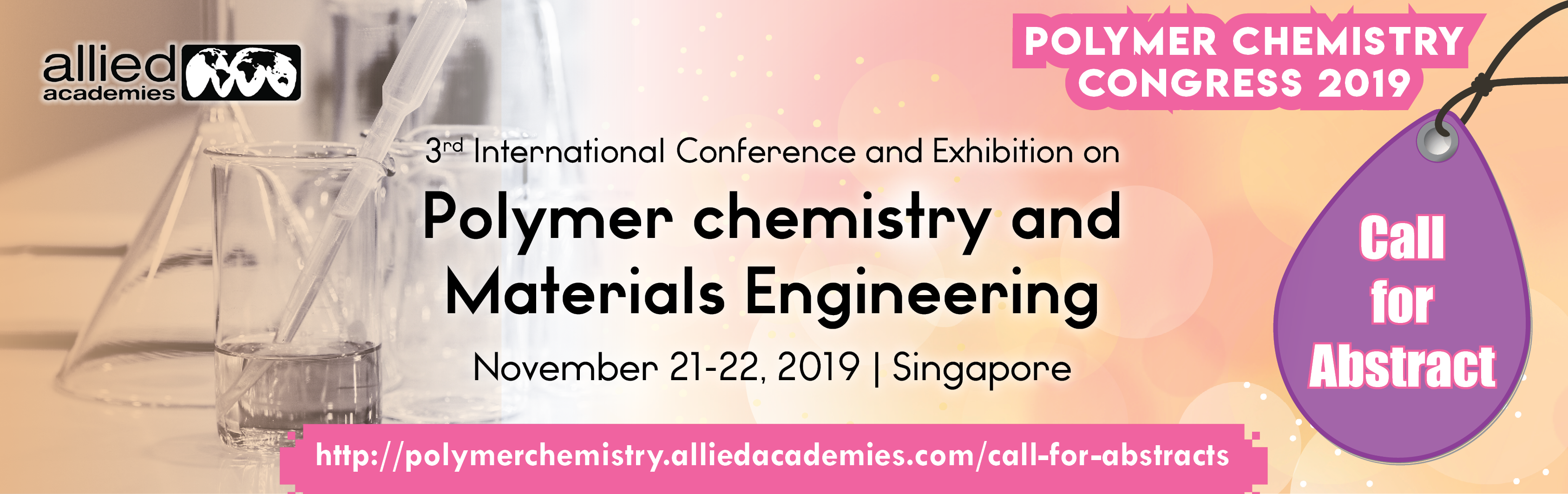 3rd International Conference and Exhibition on Polymer Chemistry and Materials Engineering