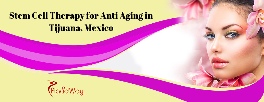 Stem Cell Therapy for Anti Aging in Tijuana, Mexico