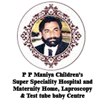 P P Maniya Children's Super Specialty Hospital and Maternity Home, Laparoscopy & Test Tube Baby Center